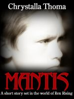 Cover for 'Mantis'