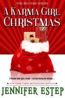 Jennifer Estep - A Karma Girl Christmas (Bigtime superhero series #3.5, short story)
