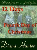Diana Hunter - The Fourth Day of Christmas