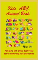 Megs Var - Kids ABC Animal Book