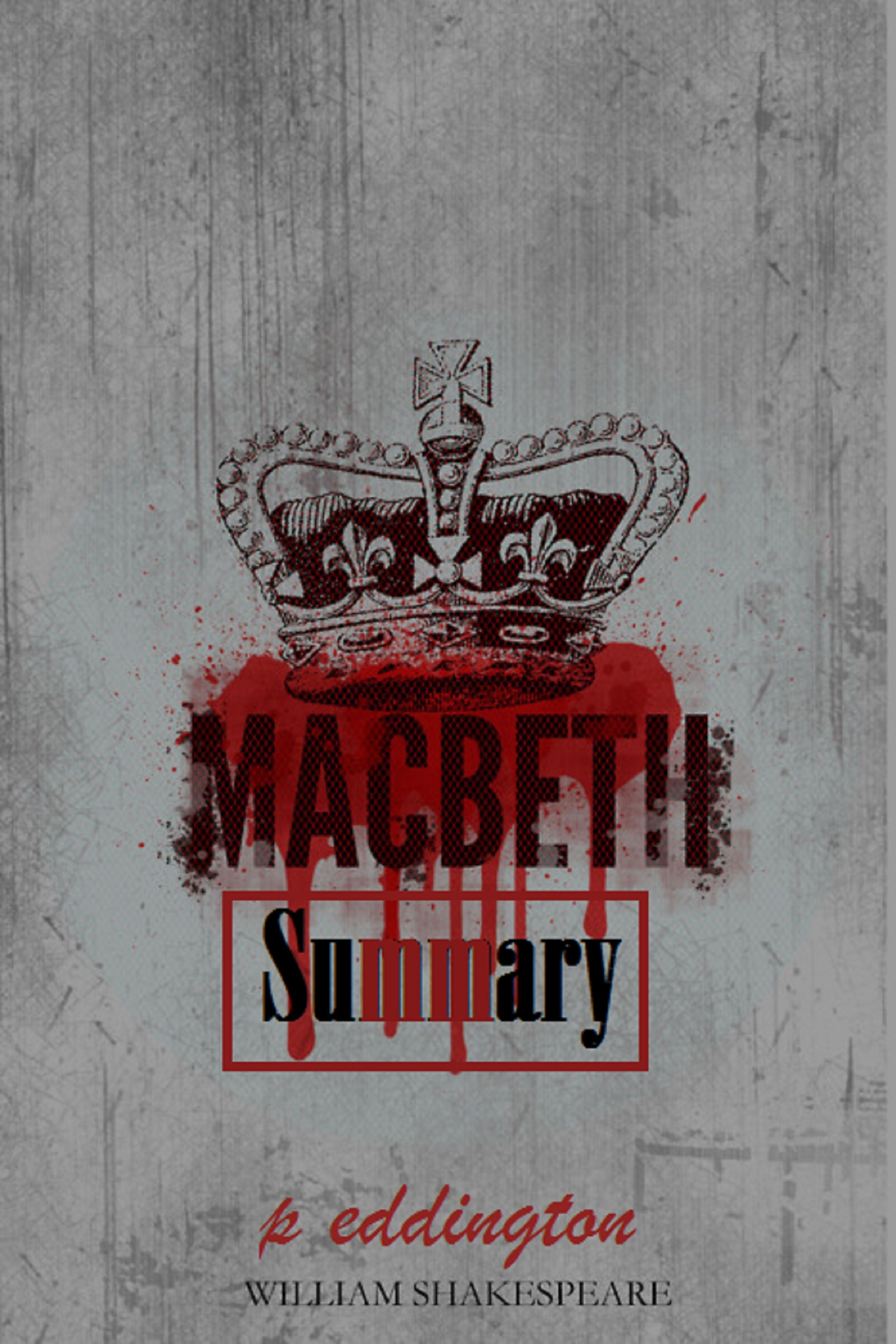 a book report on shakespeares macbeth