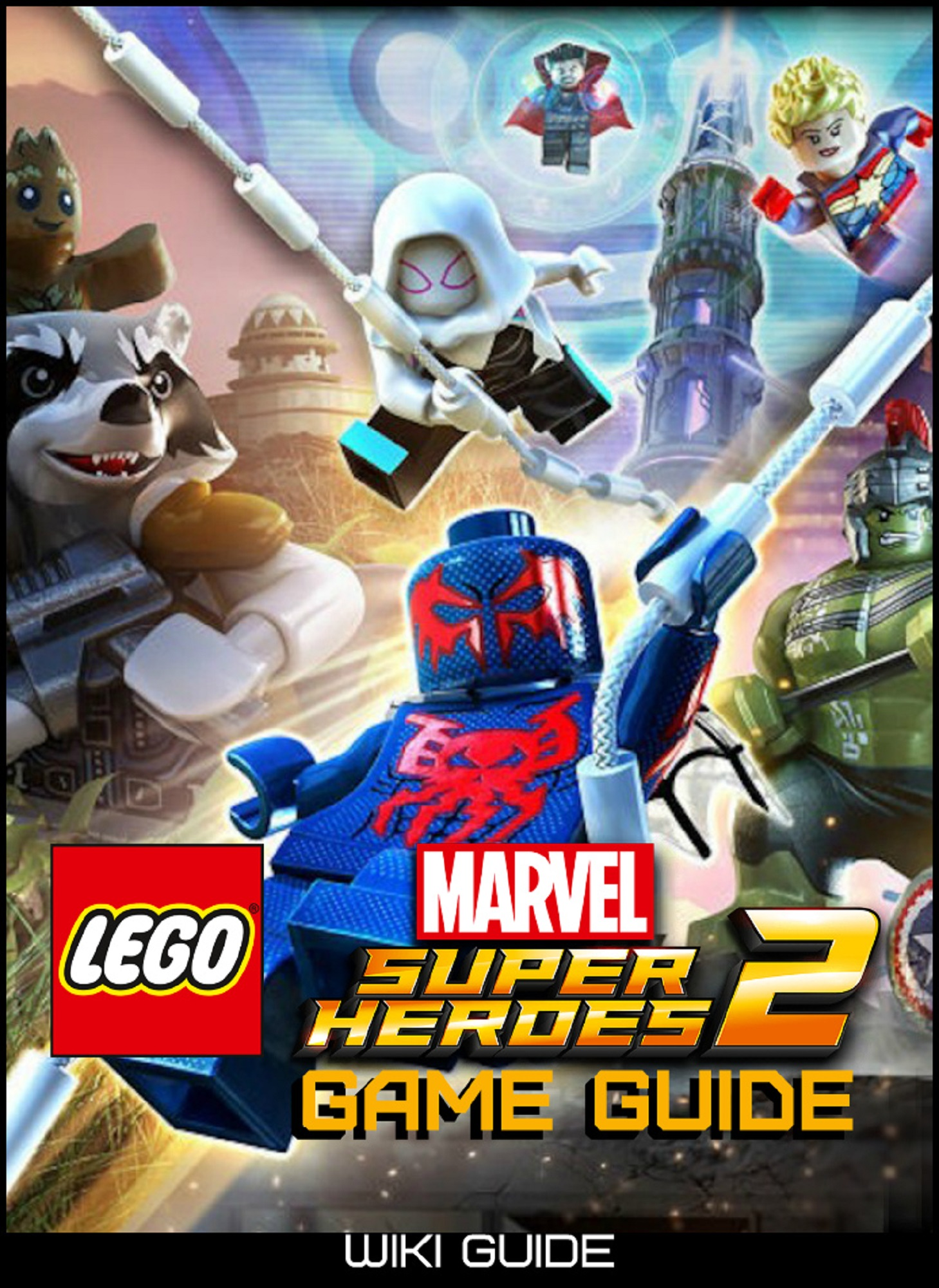 Smashwords Lego Marvel Super Heroes 2 Game Guide A Book By Wiki