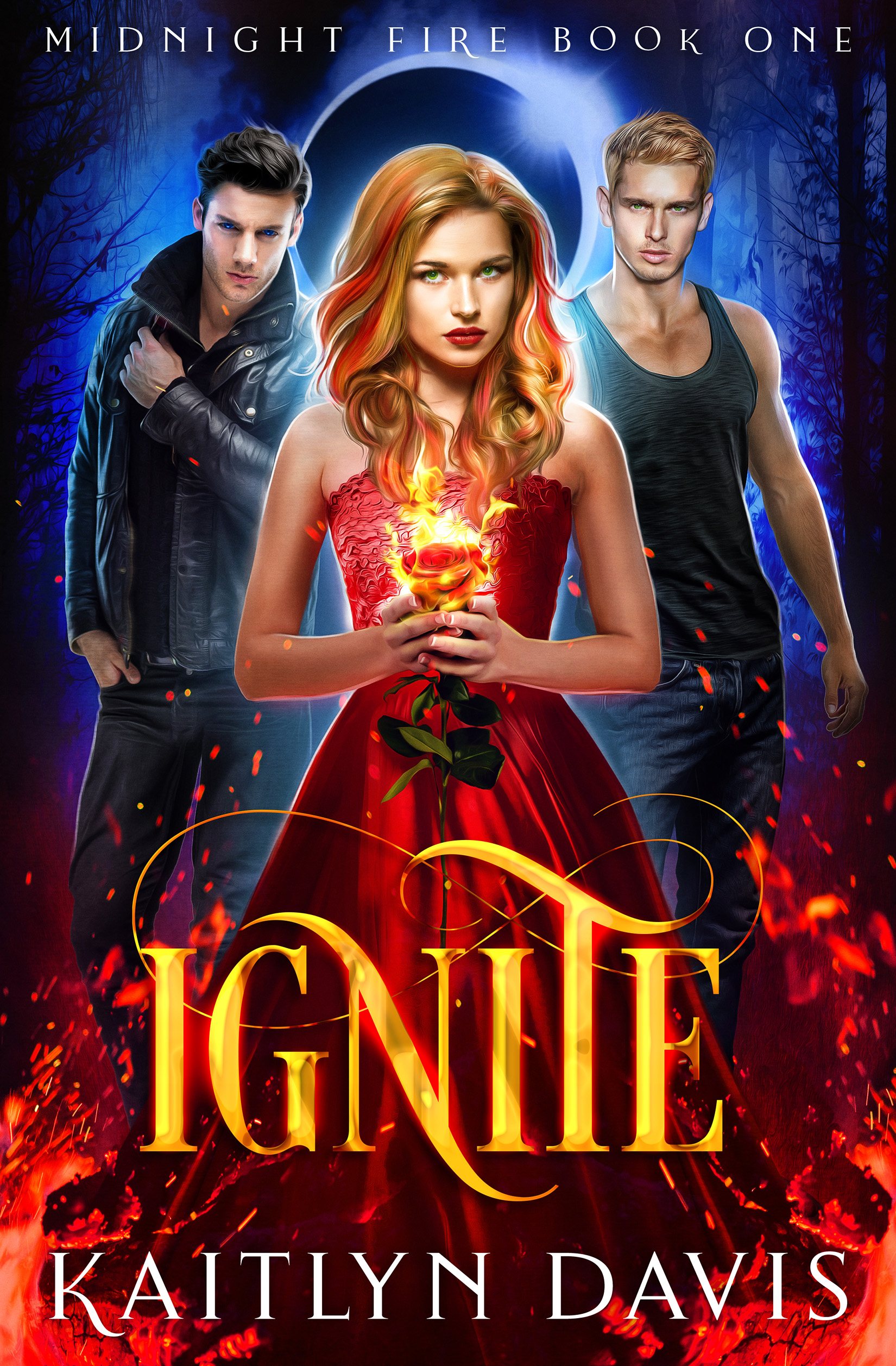 Ignite (Midnight Fire Series Book One) (sst-xxxvi)